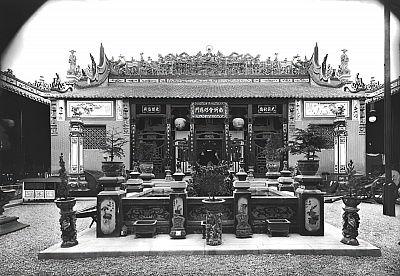 パリで1889年の万国博覧会で中国のパ ...