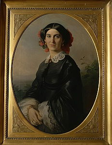 ヨハンナフォンビスマルク王女、1857 ...