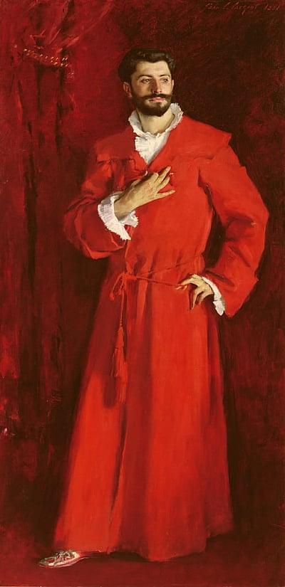 次のアーティストによるアート作品: John Singer Sargent
