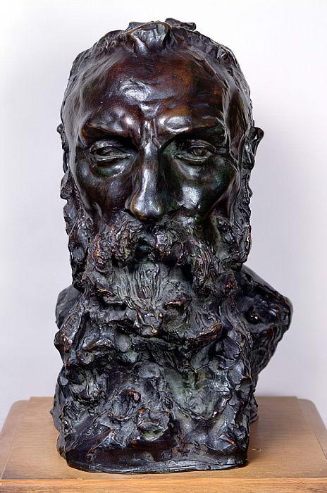 オーギュスト・ロダン(1840-1917)1888 ...