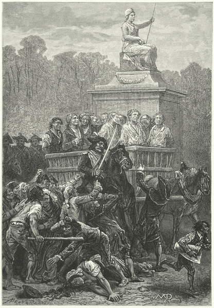 革命 フランス