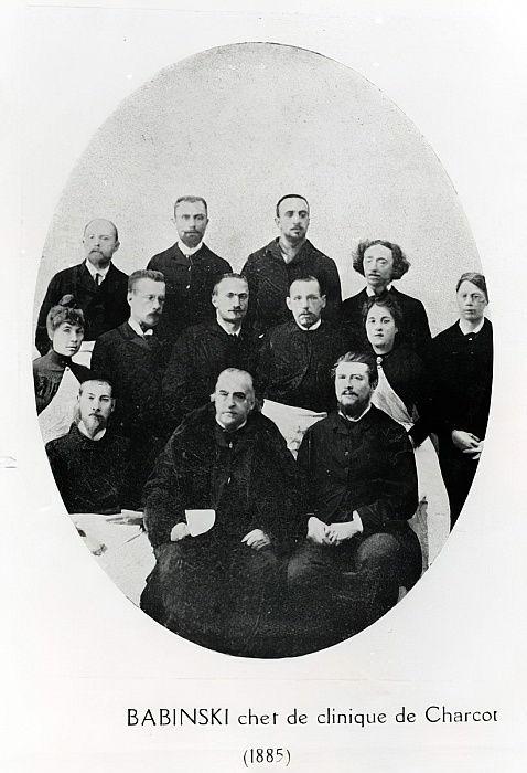 1885年、パリのサルペトリエール病院 ...