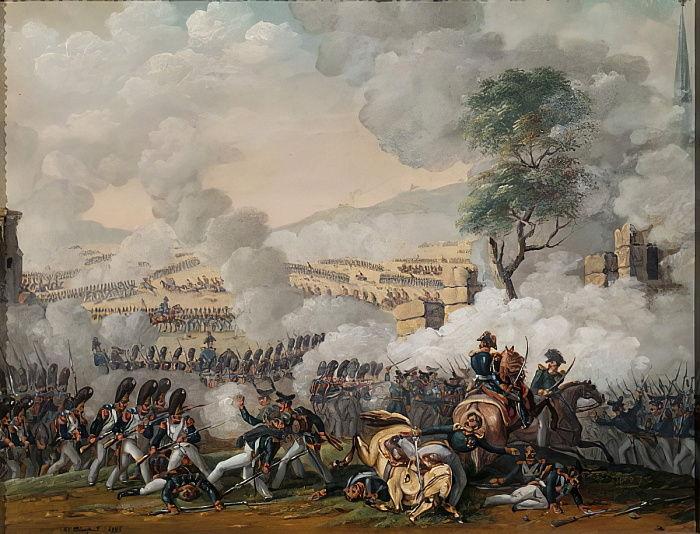 ラッツェンの戦い、1835年5月2日、1835 ...