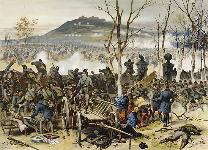 普 仏 戦争
