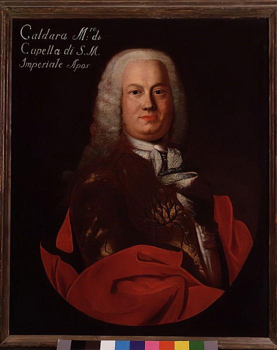 アントニオカルダーラ(1670〜1736年)...