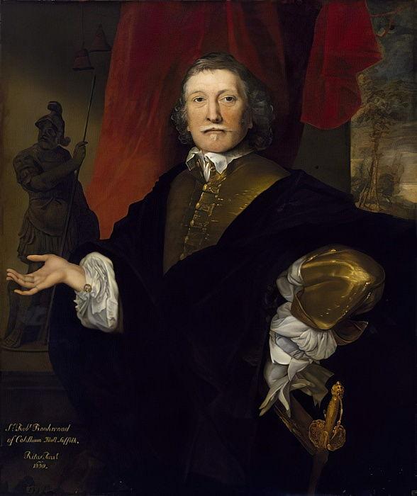 ロバート・ルックウッド卿、1660...