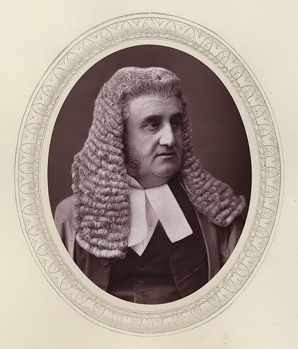 ロバート・フィリモア卿、英国の裁 ...