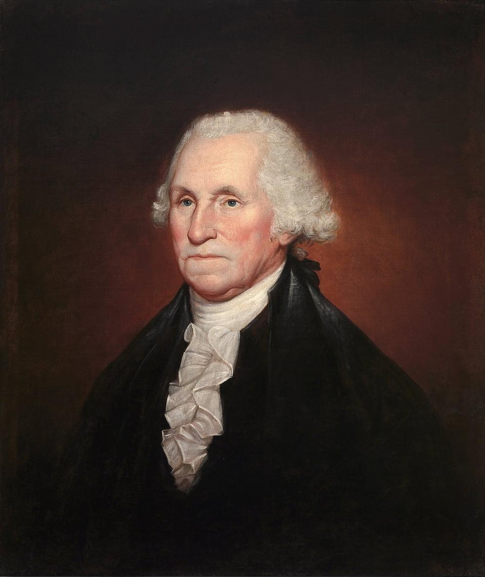 ジョージ・ワシントン...