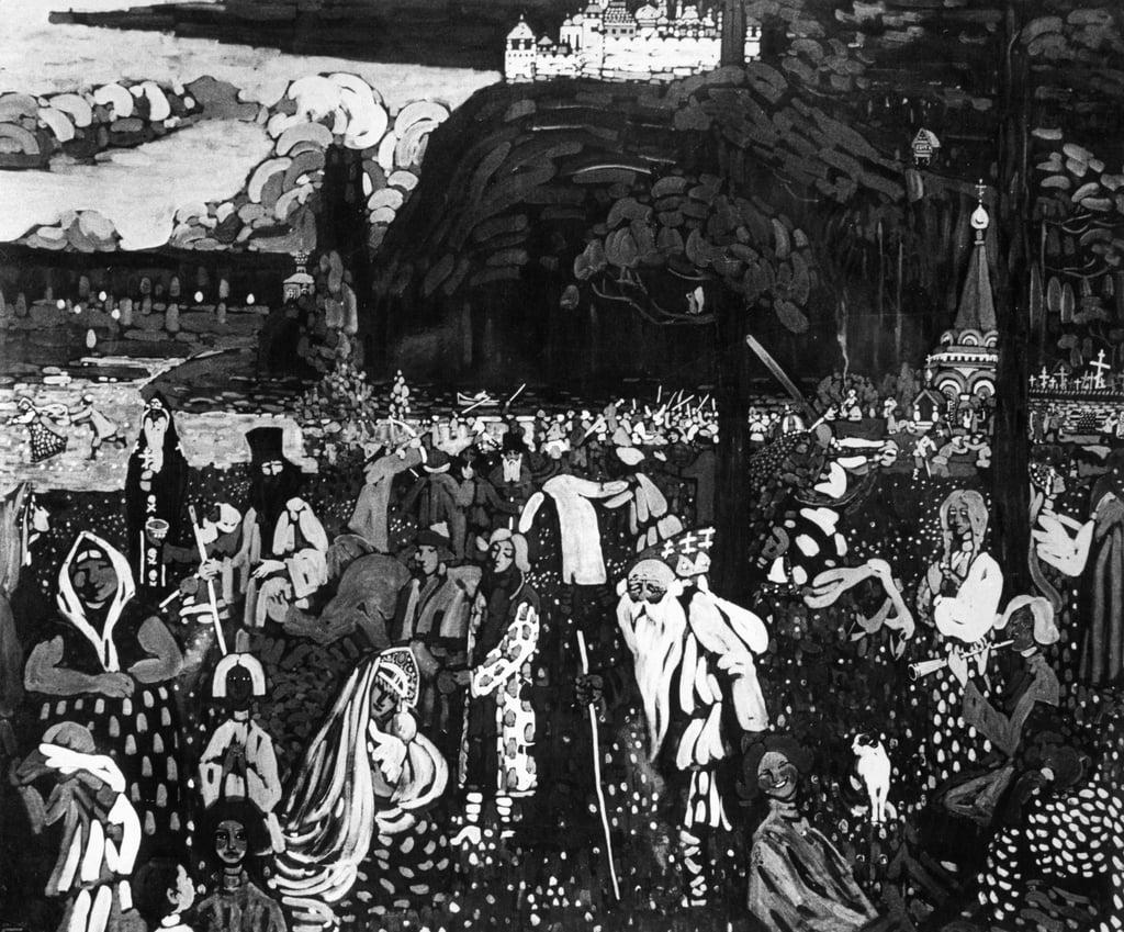カラフル・ライフ、1907年(キャンバ ...
